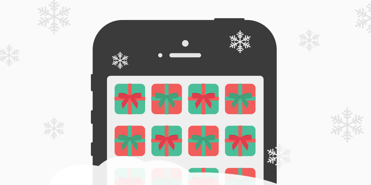 dynamic leap christmas themed apps ios android app