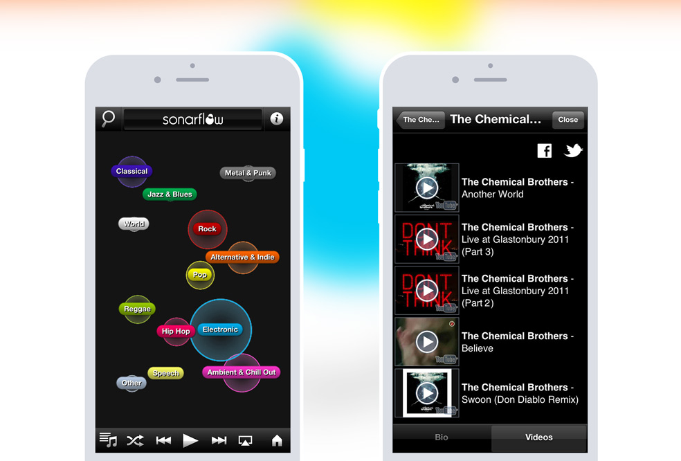 Sonar App For Iphone