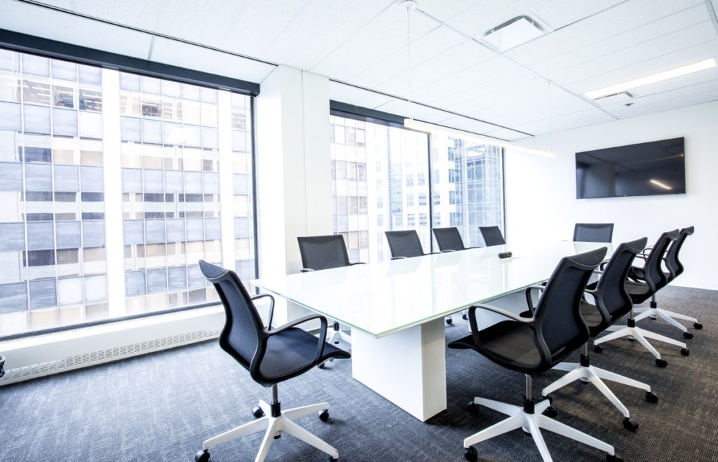 Dynamic Leap Boardroom