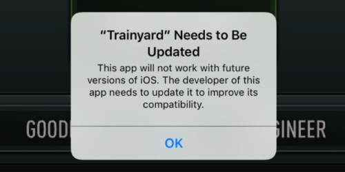 The end of 32-bit apps